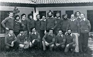 Gruppo Rocciatori CAi Feltre anni '80
