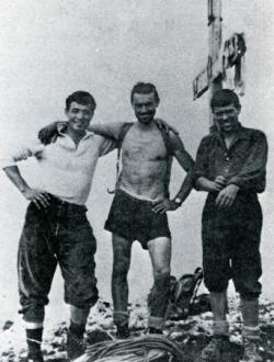 G. De Bortoli, E. Conz e C. Levis